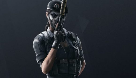 This perspective bug gives Rainbow Six Siege's Caveira a game