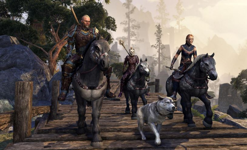 Elder Scrolls Online player count hits 13.5 million (not even counting free trials) - PCGamesN