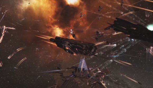 This Eve Online trailer will get you up to speed with CCP's daunting