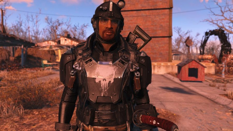 fallout 4 mods Armorsmith Extended