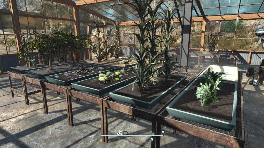 fallout 4 mods clean settlement green houses