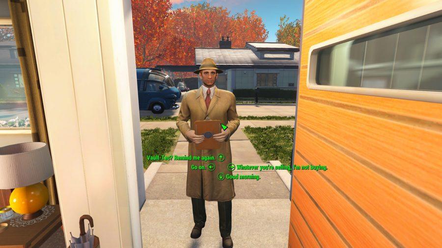 fallout 4 mods full dialogue