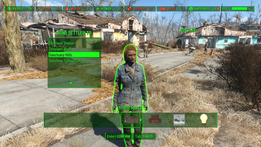 fallout 4 mods infinite settlers