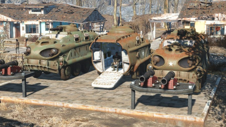 fallout 4 mods settlement supplies expanded