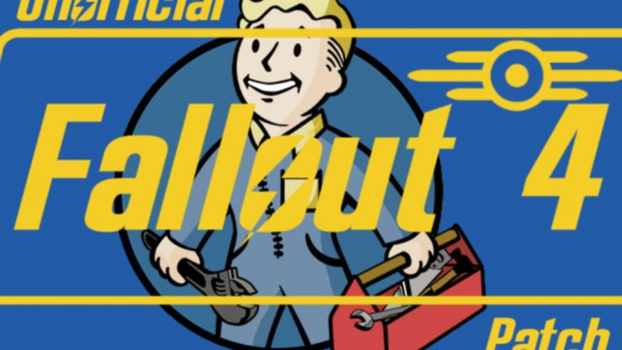 fallout 4 mods unnoffical patch