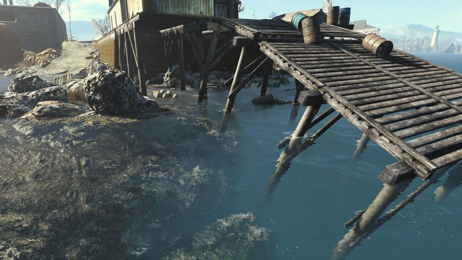 fallout 4 mods water graphics