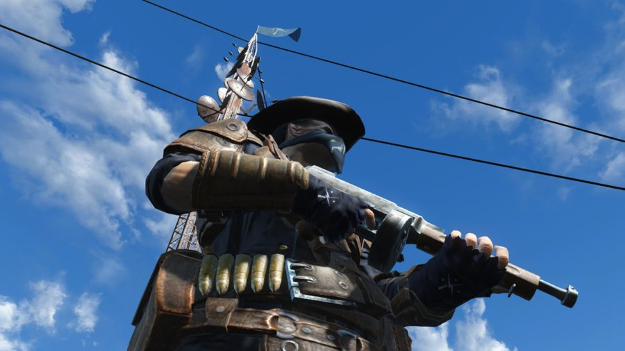 fallout 4 mods we are the minutemen
