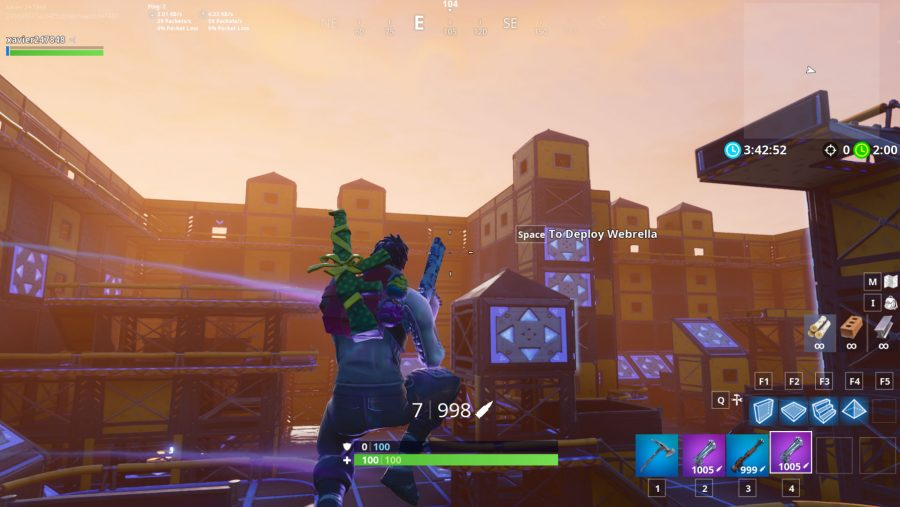 fortnite creative codes bounce pad deathmatch