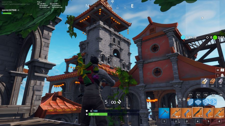 fortnite creative codes twisted temple