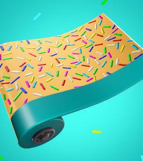 fortnite wraps sprinkles