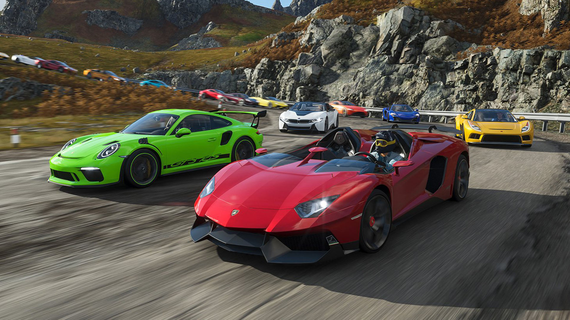 forza horizon 4 reaches over seven million players pcgamesn. Black Bedroom Furniture Sets. Home Design Ideas