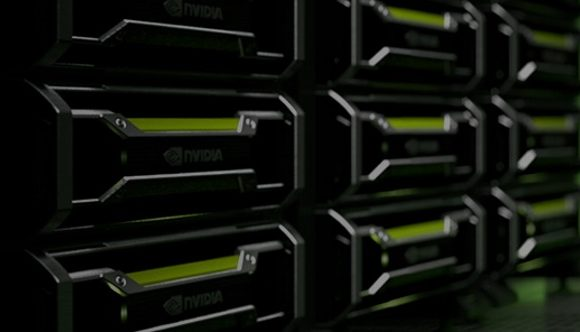 geforce now GPU server rack