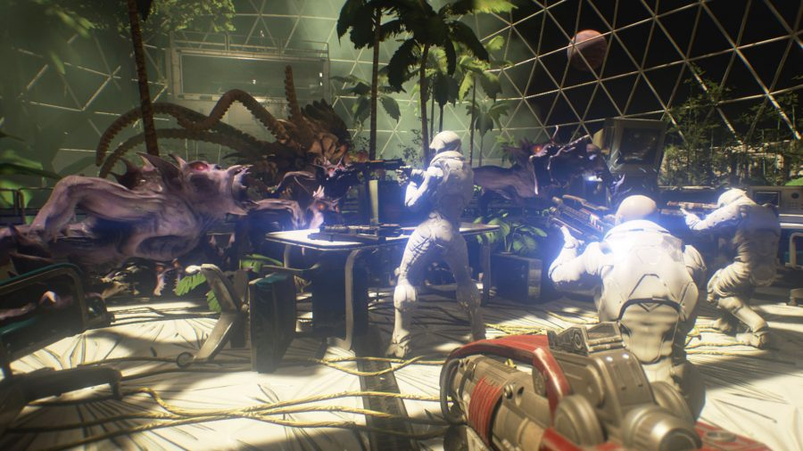 Making it in Unreal: how Genesis Alpha One became the FPS you can