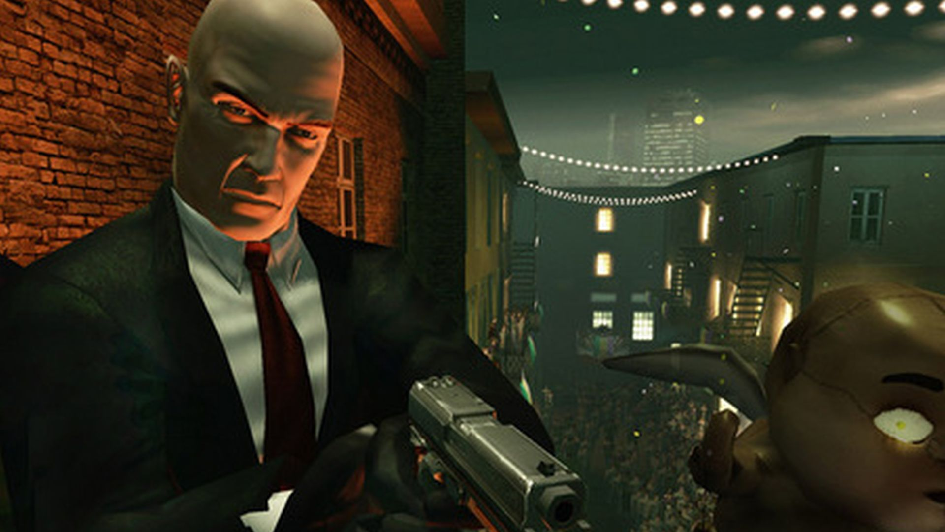 The Best And Worst Hitman Games Are Getting Remastered Next Week Pcgamesn
