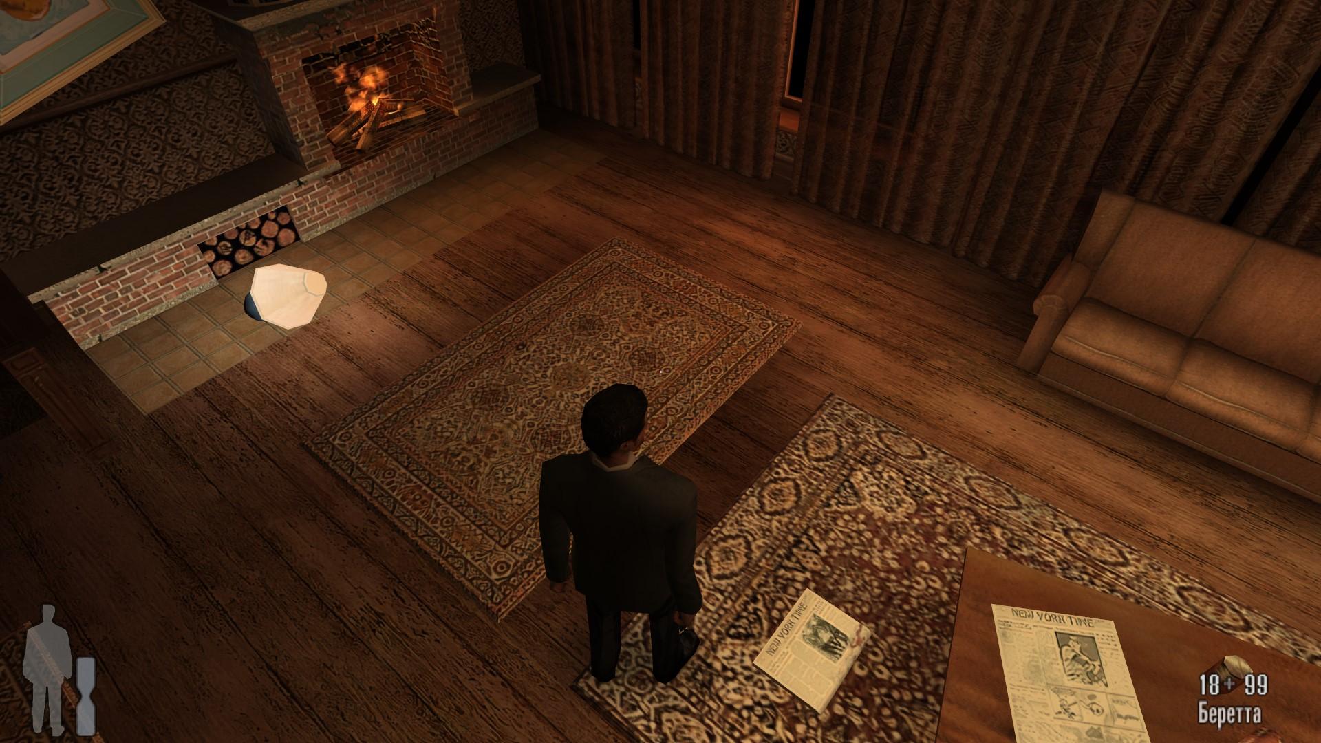 Max Payne Gets An Ai Enhanced Hd Mod Pcgamesn