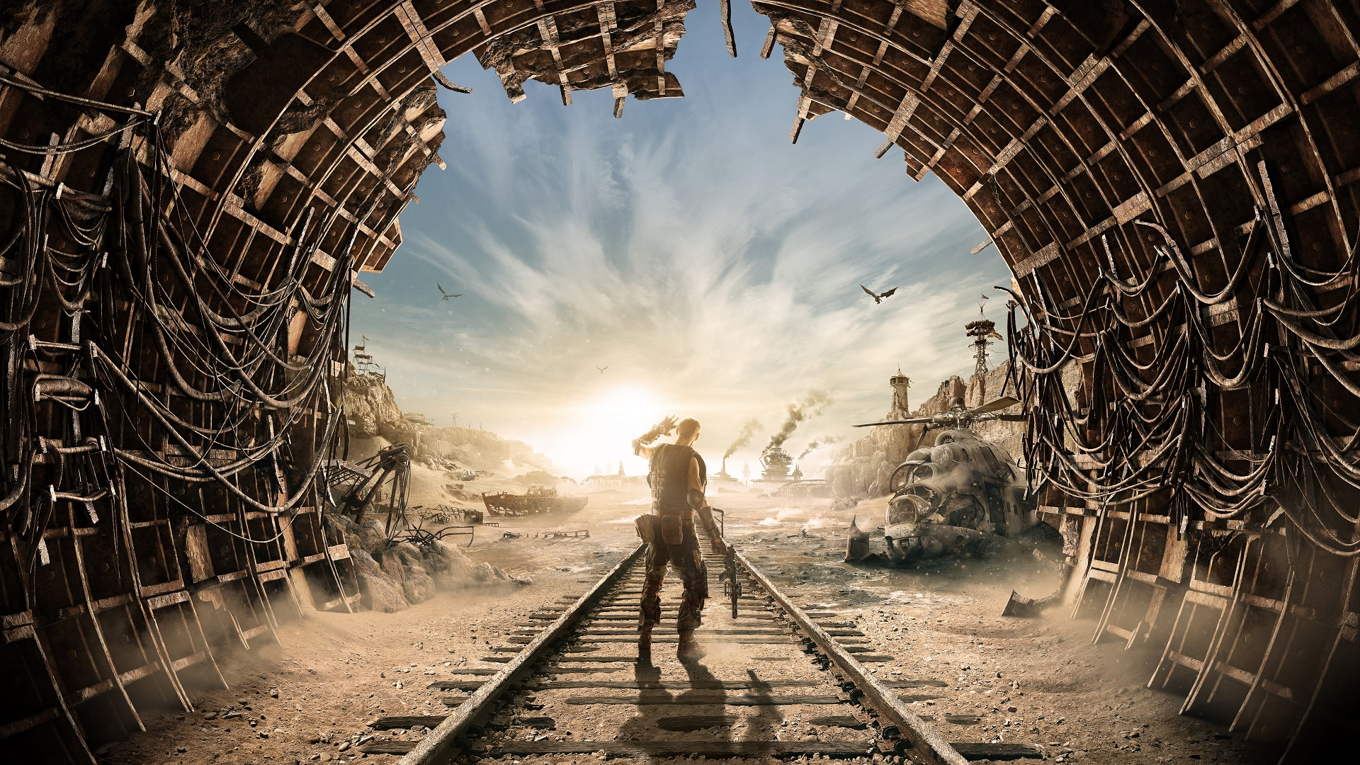 Metro Exodus: Enhanced Edition launches next week, and only runs with ray tracing