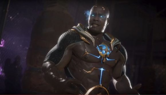 Mortal Kombat 11's new character can mess with the match clock