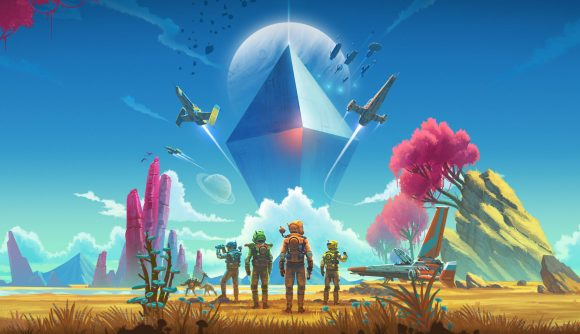 Sean Murray explains No Man's Sky media silence