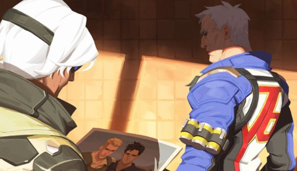 'Overwatch' character Soldier 76 confirmed as canonically gay