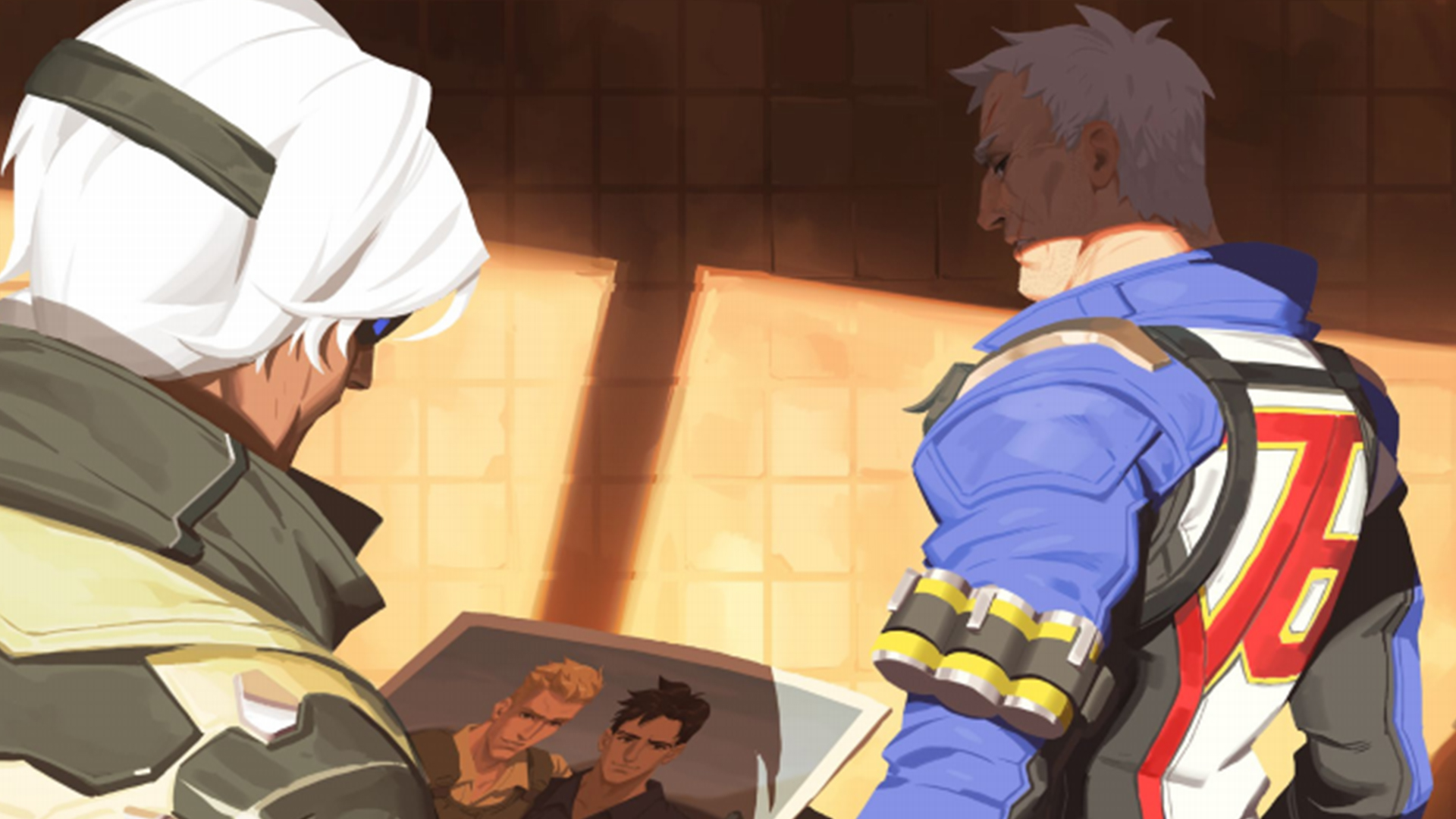 Overwatch's Soldier: 76 is gay – and it's been hinted at for years