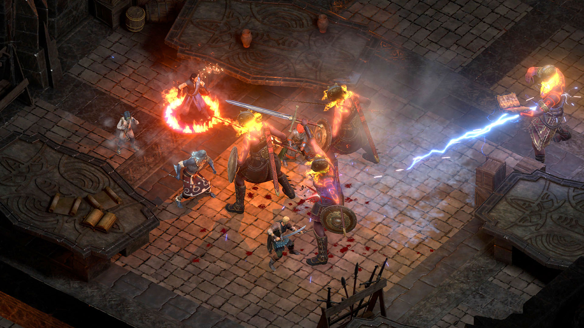Pillars Of Eternity 2 Is Going Turn Based Eight Months After Launch