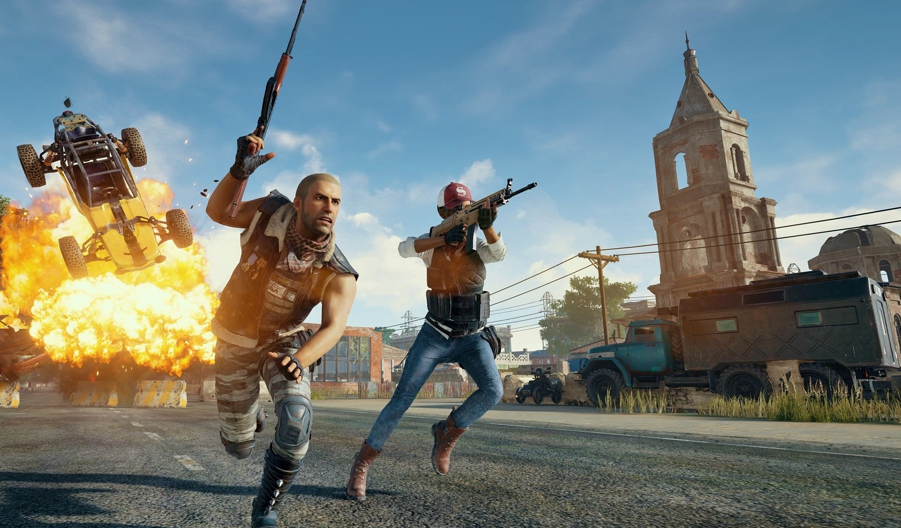 A Free-to-play Version Of PUBG Has Surfaced In Thailand