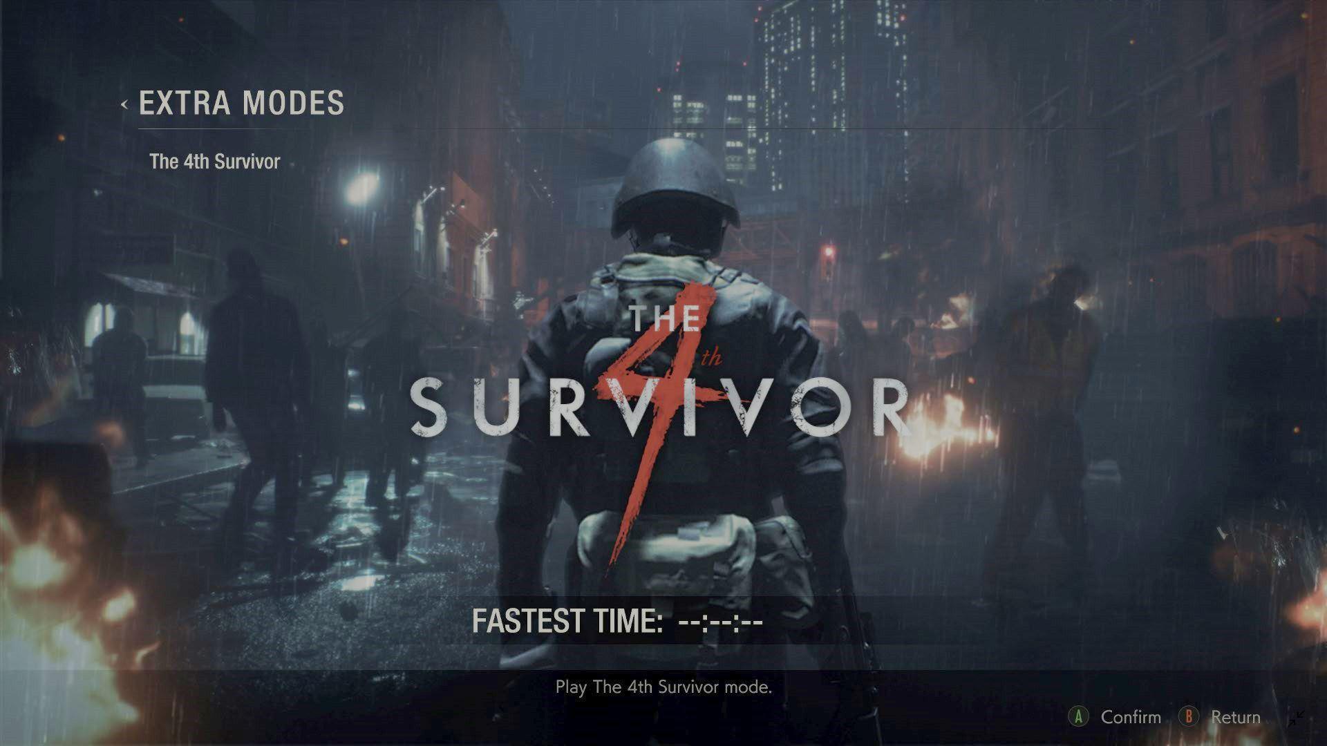 Resident Evil 2: 4th Survivor and Tofu mode unlock guide | PCGamesN
