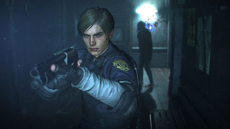 new pc games resident evil 2