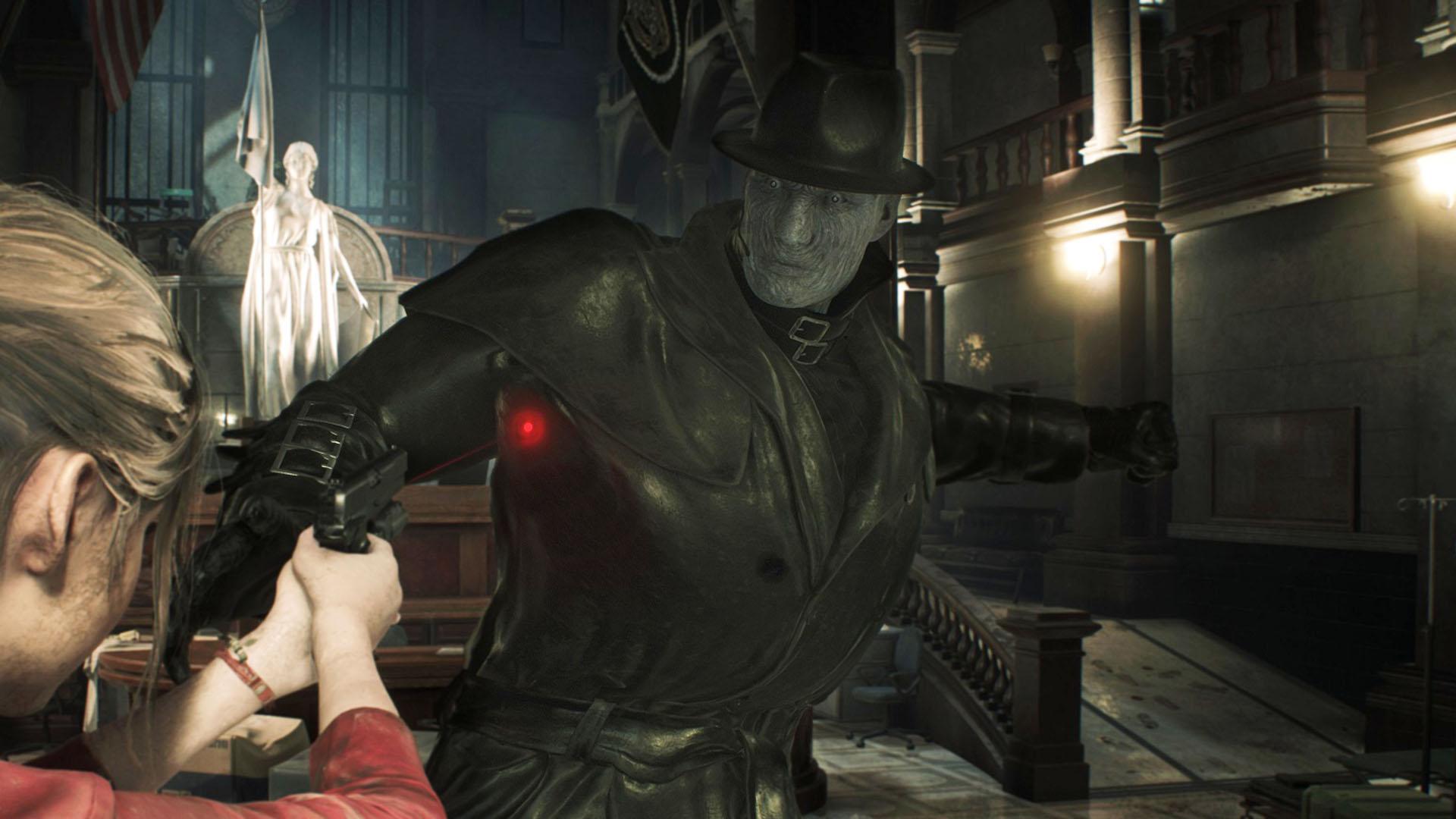 Mr  X Gon' Give It to Ya is now a real mod for Resident Evil 2
