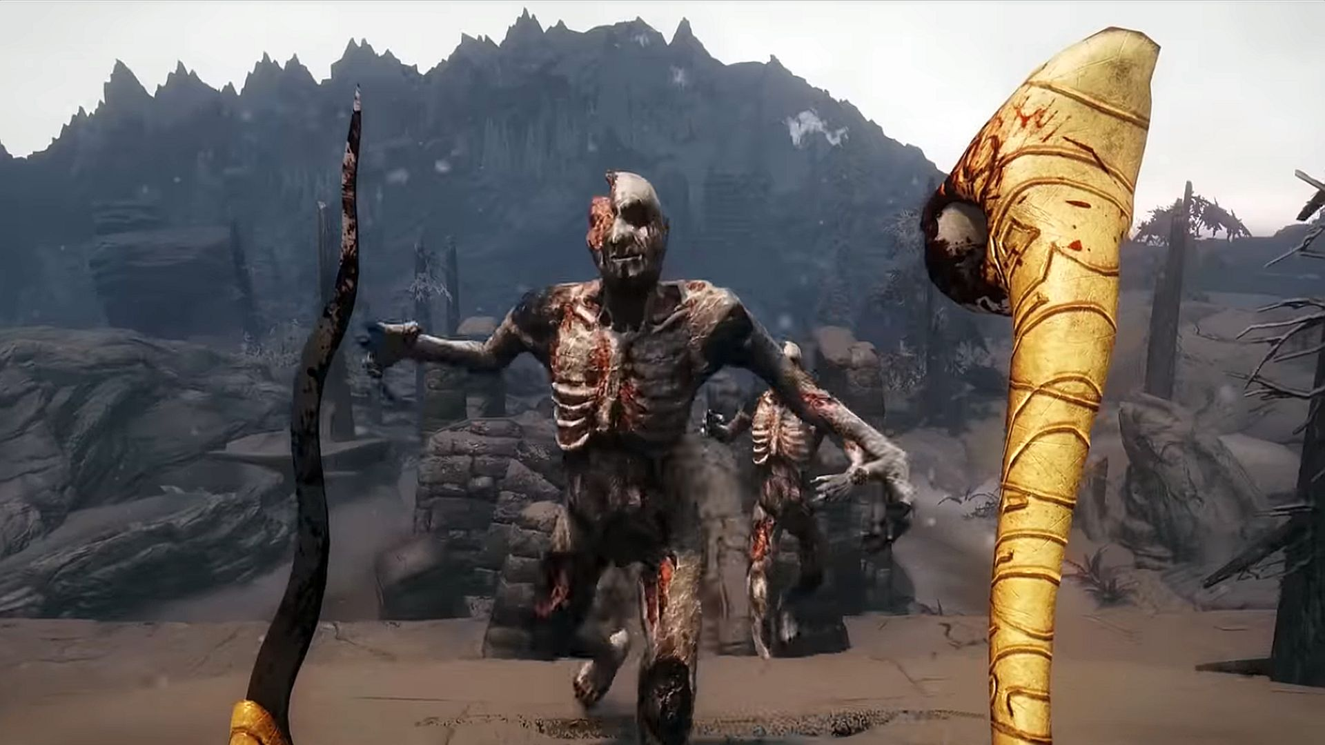 beyond skyrim  morrowind trailer teases the story and