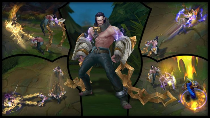 League of Legends patch 9 2 notes – Sylas and 2019 Lunar