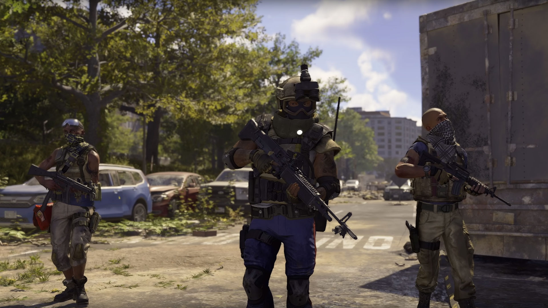 The Division 2 True Sons faction guide | PCGamesN