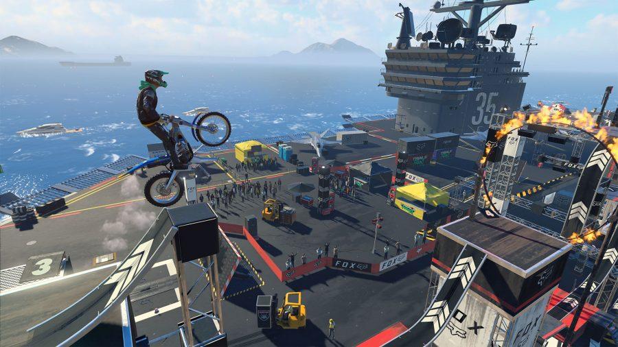 upcoming pc games trials rising
