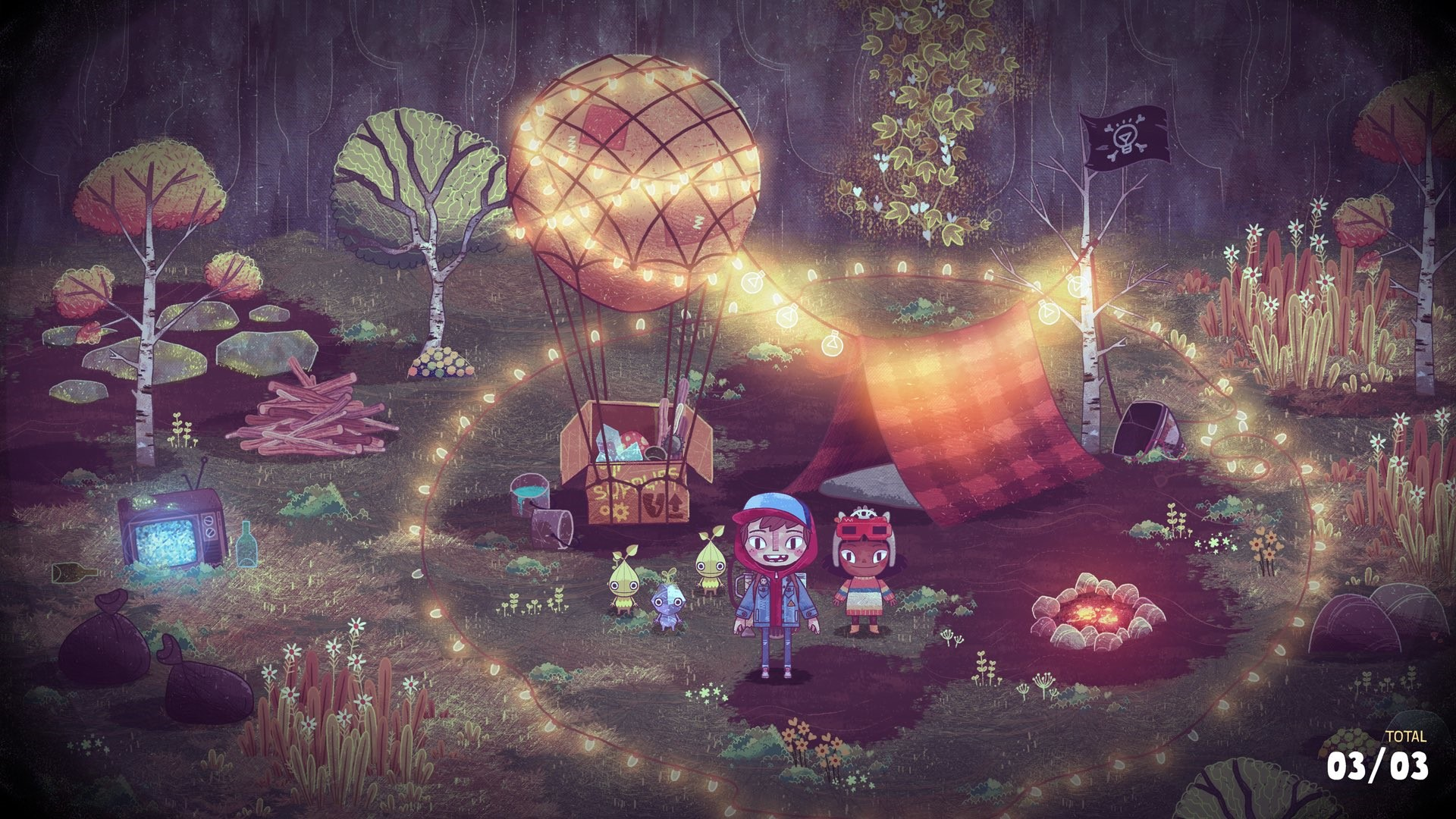 New games: The Wild at Heart reimagines Pikmin in beautiful storybook art | PCGamesN