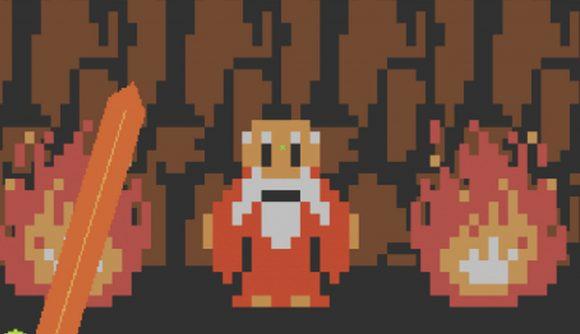 The Legend of Zelda meets Doom in this total conversion mod