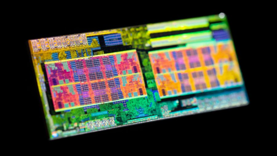 AMD Pinnacle Ridge die shot