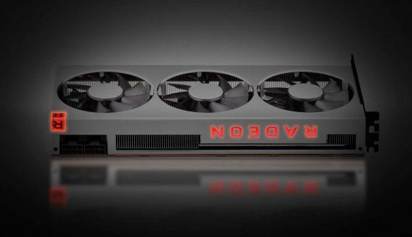 AMD Radeon VII shroud