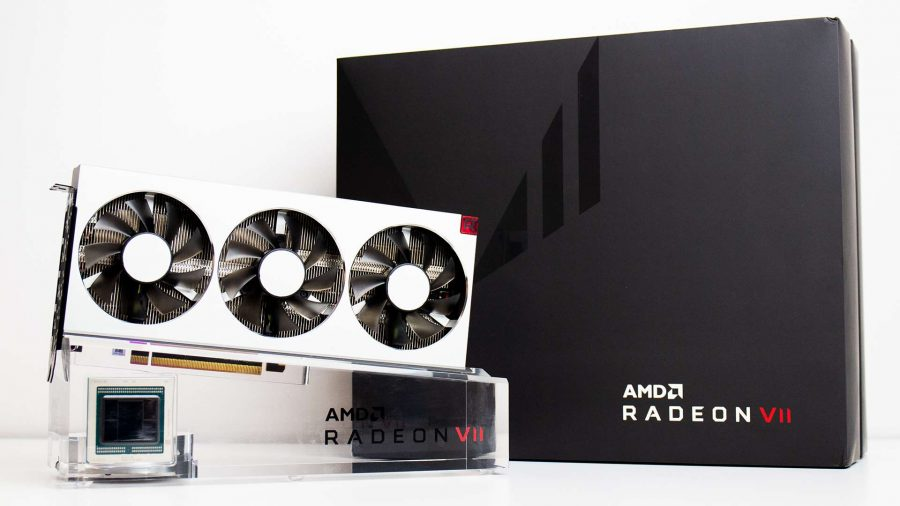 Amd Radeon Vii Review A Genuine High End Alternative To Nvidia S Rtx 2080 And Maybe That S Enough Pcgamesn