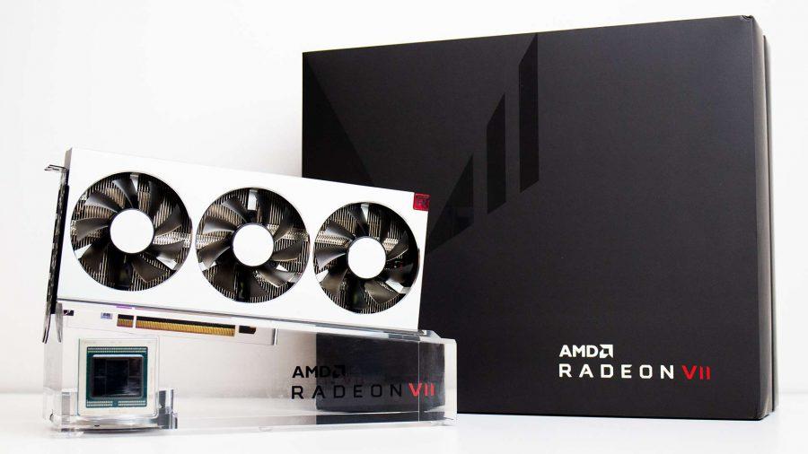AMD Radeon VII press kit