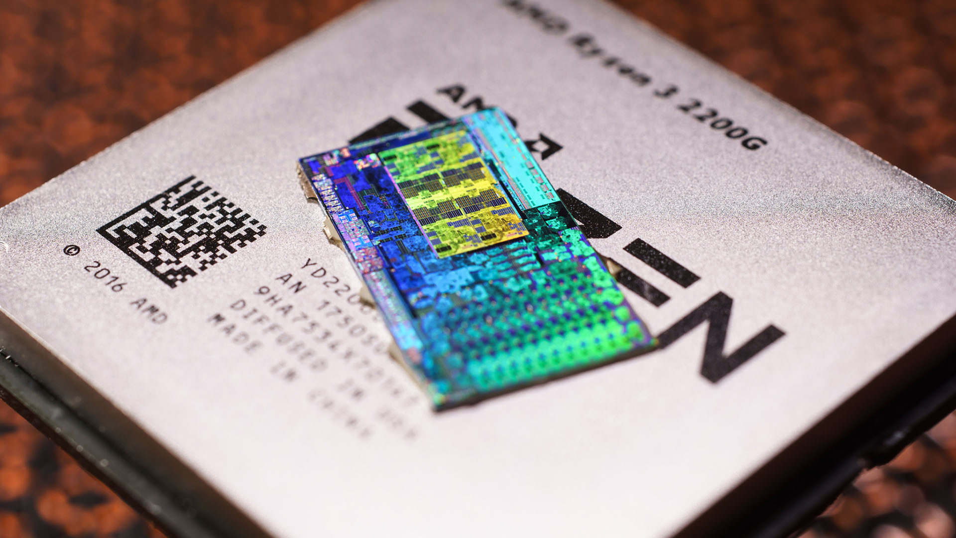 """Forget graphene CPUs, AMD says """"we're stuck on silicon for at least 7 – 10 years"""""""