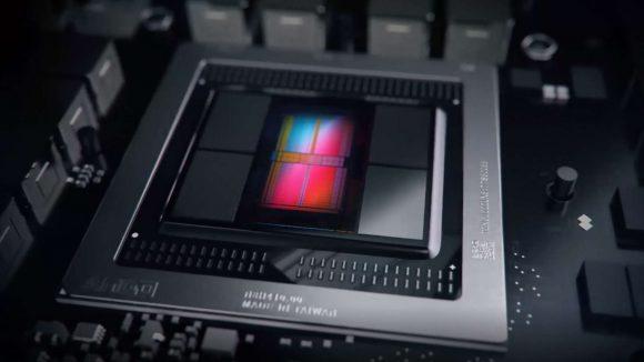 AMD Vega 20 die