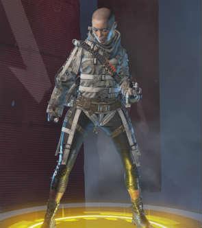Apex Legends skins Wraith the liberator