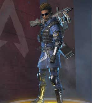 Apex Legends skins bangalore the enforcer