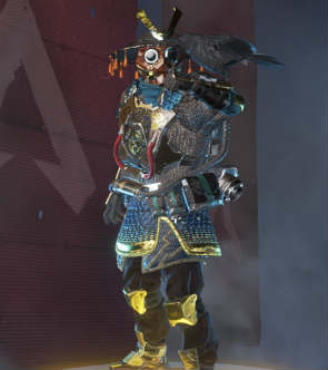 Apex Legends skins bloodhound imperial warrior