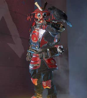 Apex Legends skins bloodhound royal guard
