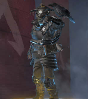 Apex Legends skins bloodhound the plague doctor