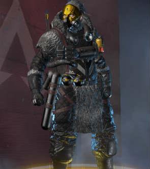 Apex Legends skins caustic blackheart