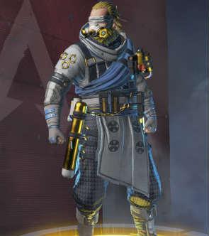 Apex Legends skins caustic divine right