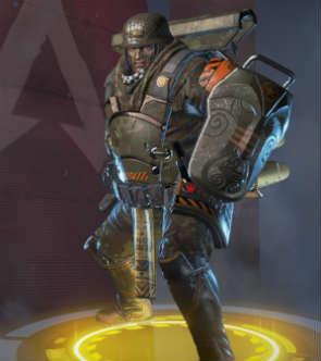 Apex Legends skins gibraltar bunker buster