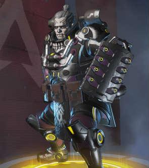 Apex Legends skins gibraltar dark side